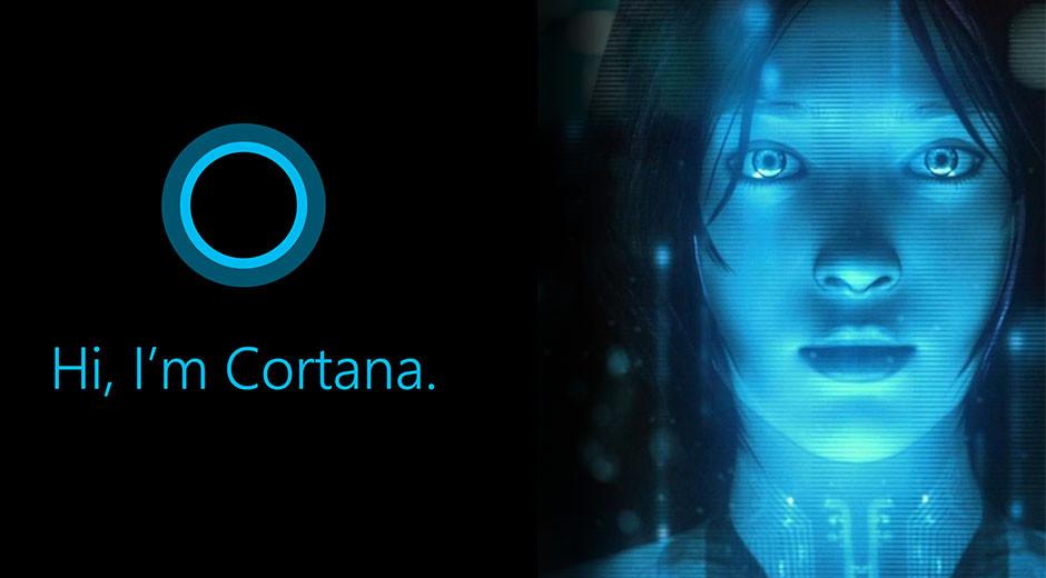 Hi, I'm Cortana.
