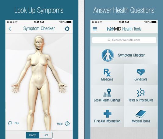 Top 5 Health and Fitness Apps - WebMD - Trusted Health and Wellness Information