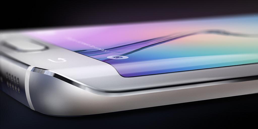 Iconic Mobile Phones - SGS6 edge