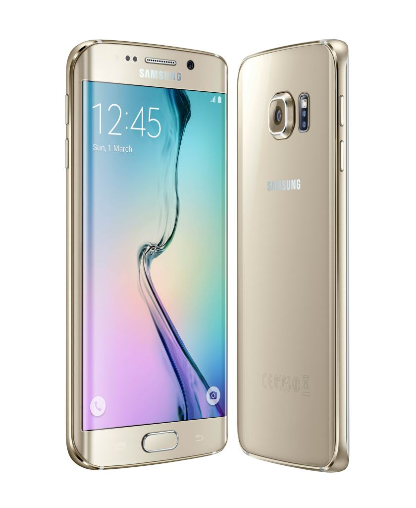 Most iconic mobile phones - Samsung Galaxy S6 edge