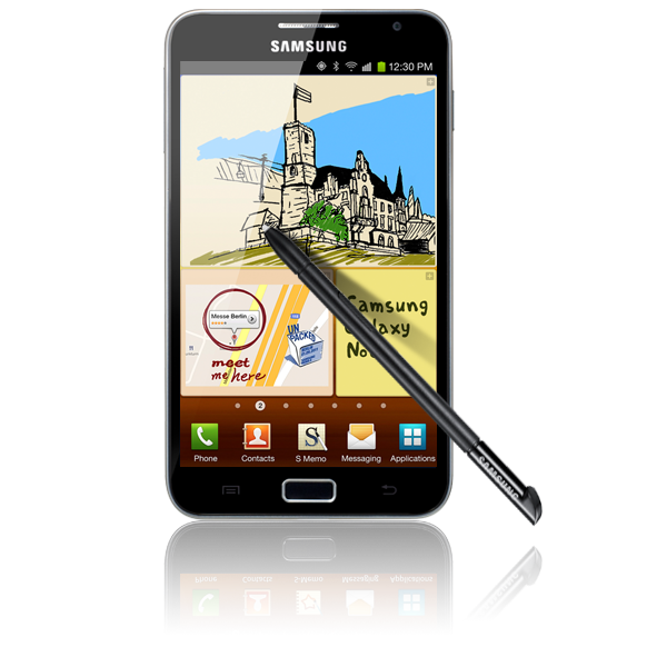 Most Iconic Mobile Phones - Samsung Galaxy Note