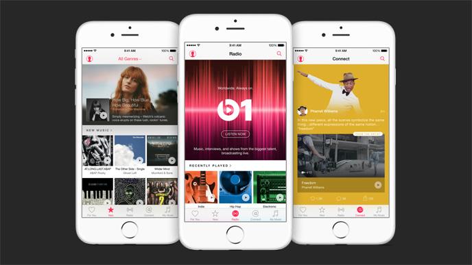 Apple Music: trinity