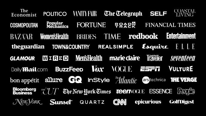 Apple News publishers