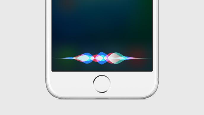 Siri UI