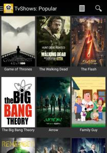 IMDB Movies & TV app image