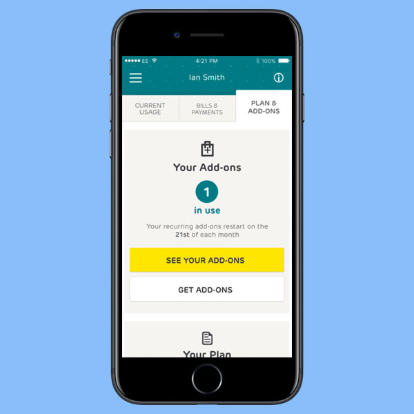 my ee app manage your bill like a boss