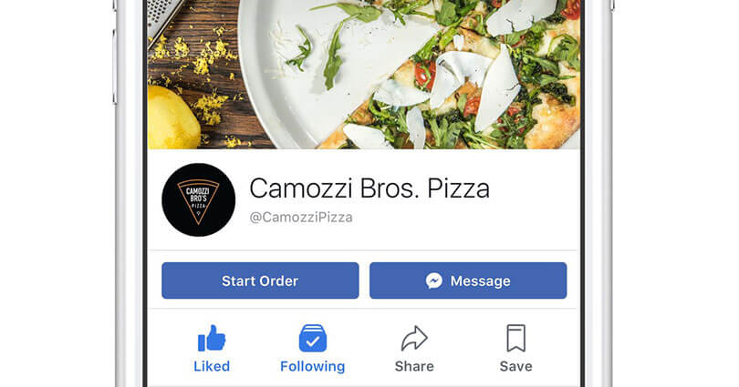 Facebook launches tasty and convenient food delivery service