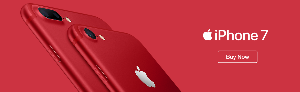 Apple iPhone 7 & 7 Plus (PRODUCT)RED