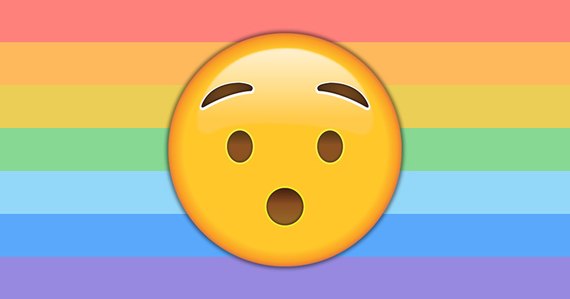 Rainbow Is The Game You Control With Your Eyebrows
